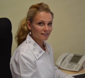 Ihre Ansprechpartnerin Giovannna Reuter